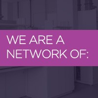 We are a network of